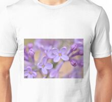Lilac Macro, As Is Unisex T-Shirt