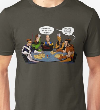 X-Gamers Unisex T-Shirt