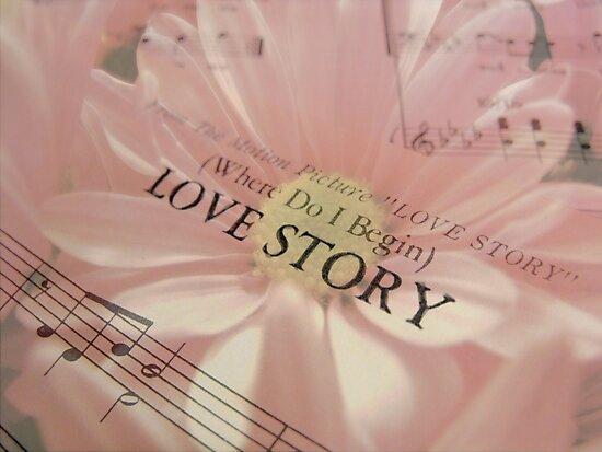 Love Story by Karen  Helgesen