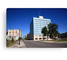 Springfield, Missouri - Woodruff Building Canvas Print