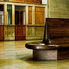 Silence in the Station by Glenn Grossman