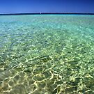 Clear water, Coral Bay, WA by BigAndRed