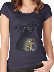 Labyrinth of the Beast Women's Fitted Scoop T-Shirt
