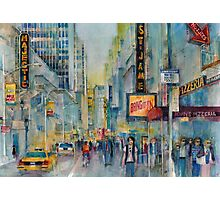 Broadway - St. James - Bring it on Home Photographic Print