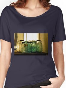 Old Glass Jars and Bottles Women's Relaxed Fit T-Shirt