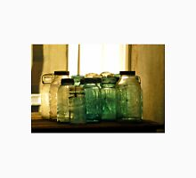 Old Glass Jars and Bottles Unisex T-Shirt