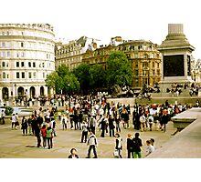 Trafalgar Square Photographic Print