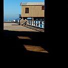 The Pier by Joe Mortelliti
