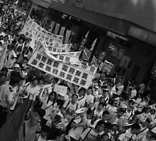 HK Protest by rachomini