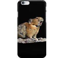 Pika Howling iPhone Case/Skin