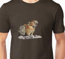 Pika Howling Unisex T-Shirt