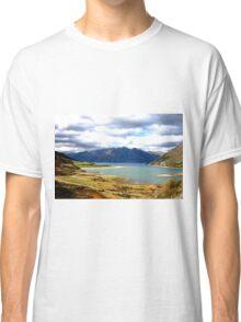 Lake Hawea New Zealand Classic T-Shirt