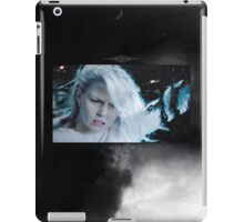 The beginning of Dark Swan iPad Case/Skin