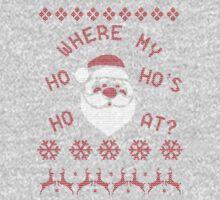 Where My Ho Ho Ho's At? by jephrey88