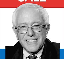 Not For Sale - Bernie Sanders for President 2016 by Jaybergs