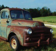 Old Dodge by Mattie Bryant