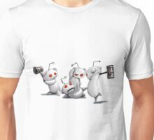 Reddit Alien Fighting F5 Unisex T-Shirt