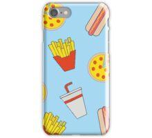 Junk Food iPhone Case/Skin