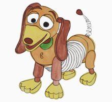 The Slinky Dog Baby Tee