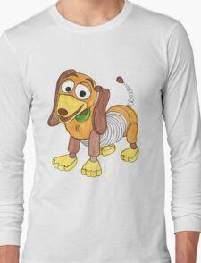 The Slinky Dog Long Sleeve T-Shirt