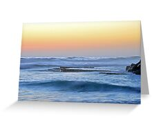 Swami's Reef Greeting Card