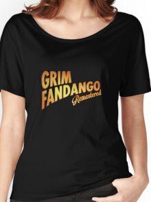 Grim Fandango Remastered Women's Relaxed Fit T-Shirt