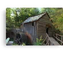 Cable Grist Mill Canvas Print