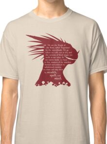 ES: Who are the Argonians? Classic T-Shirt