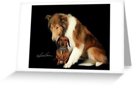 Best Friends by Susanne Correa