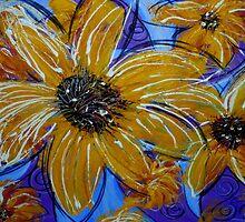 Impressions of Flowers by Rachel Ireland-Meyers