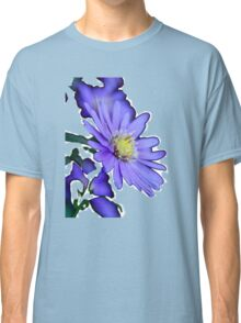A SPLASH OF SPRING IN BLUE Classic T-Shirt