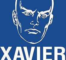 Xavier Was Right by Adam Grey