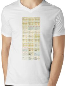 Ticket Evolution (2011 - 2015) Mens V-Neck T-Shirt