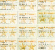 Ticket Evolution (2011 - 2015) Sticker