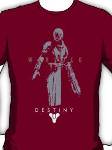 Destiny Warlock Action figure T-Shirt