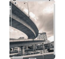 Boston roads iPad Case/Skin