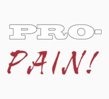 PRO-PAIN Kids Clothes