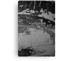 Tape 1.2 Canvas Print