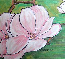 Magnolias XI by Alexandra Felgate