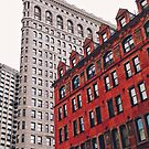 Flatiron Building - New York City by Vivienne Gucwa