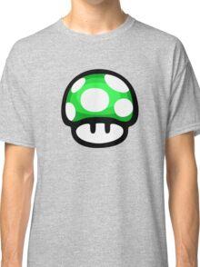 1 Up mushroom Classic T-Shirt
