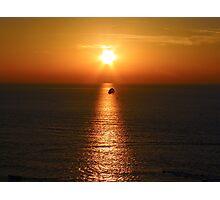Penang Sunset Photographic Print