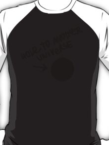 Hole To Another Universe Graffiti (Life is Strange)-- Tilted T-Shirt
