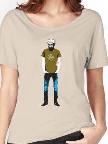 Hipster Bin Laden Women's Relaxed Fit T-Shirt