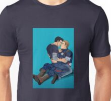 Steve and Tony Unisex T-Shirt
