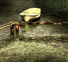 A boat for a dream by Luisa Fumi