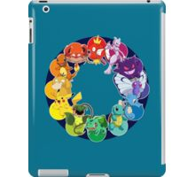 PokeWheel iPad Case/Skin