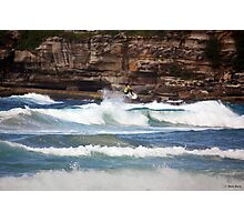 Owen Wright - Boost Surf Contest Photographic Print