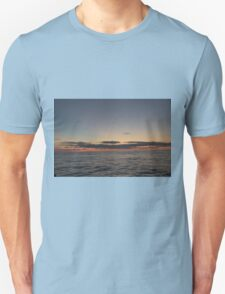 Sunset on Water T-Shirt