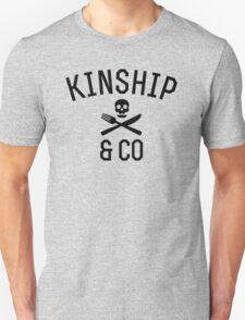 K&CO Logo Black T-Shirt